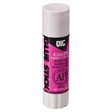 OIC Disappearing Color Glue Stick 0740