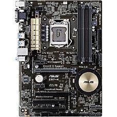 Asus Z97 KCSM Desktop Motherboard Intel