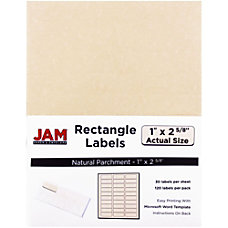JAM Paper Mailing Address Labels 2