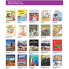 Rigby Flying Colors Leveled Reading Complete