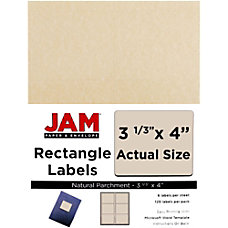 JAM Paper Mailing Address Labels 4