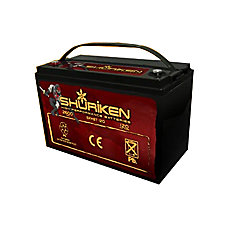 Shuriken SK BT120 Car Audio System