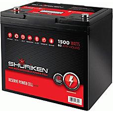 Shuriken SK BT60 Vehical Battery