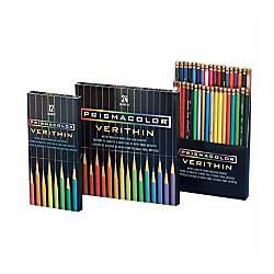 Sanford Prismacolor Verithin Colored Pencils White