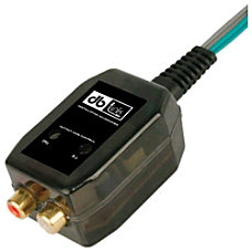 db Link HLC3 Impedance Adapter