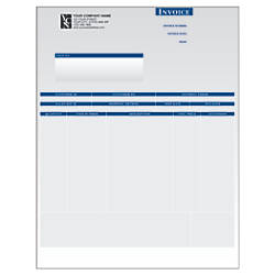 Laser Product Invoice For Sage Peachtree
