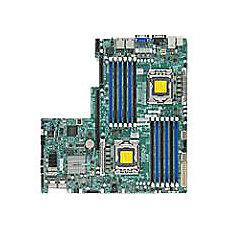 Supermicro X9DBU 3F Server Motherboard Intel