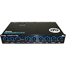 DB Drive SPEQ Car Equalizer 5