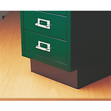 Bisley Plinth Base For Steel Multidrawer