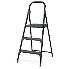 Louisville Davidson Ladders 3 Steel Type