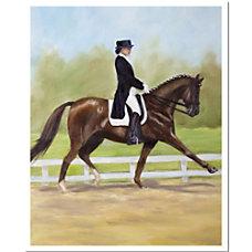 Trademark Global Horse Of Sport IV