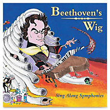Flipside Sing Along Beethovens Wig CD
