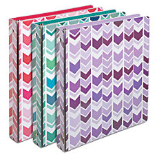 Divoga Binder Chevron Collection 1 12