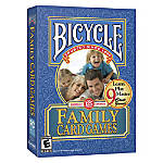 Bicycle Family Fun Card Games Traditional