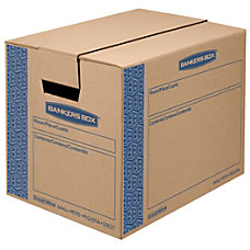 Bankers Box SmoothMove Moving Boxes Small