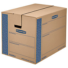 Bankers Box SmoothMove Moving Boxes Large