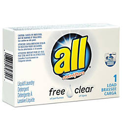 All Free Clear HE Liquid Laundry