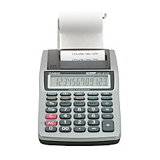 Casio HR 8TMPLUS Printing Calculator