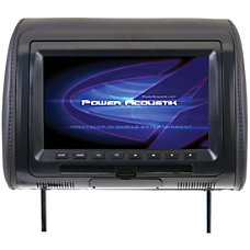 Power Acoustik HDVD 71CC Car DVD