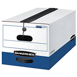 Bankers Box Liberty Plus Storage Boxes