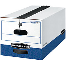 Bankers Box Liberty Plus Storage Boxes