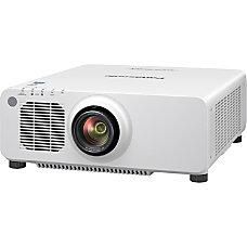 Panasonic PT RZ670 DLP Projector 1125p