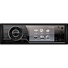 Power Acoustik PD 344 Car DVD