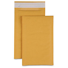 Sparco Size 0 Bubble Cushioned Mailers