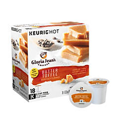 Gloria Jeans Pods Coffees Butter Toffee