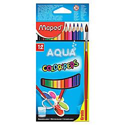 Helix Watercolor Pencils Assorted Lead Assorted