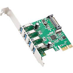 SYBA Multimedia USB30 PCIe Host Controller