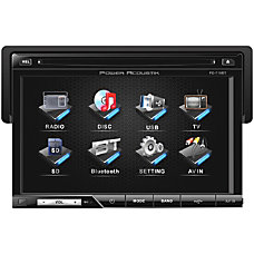 Power Acoustik PD 710 Car DVD