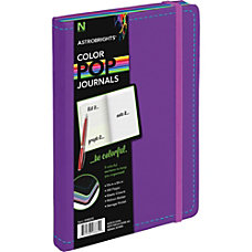 Astrobrights Leatherette Journal 240 Sheets 825