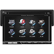 Power Acoustik PD 710B Car DVD