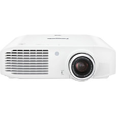 Panasonic PT LZ370U LCD Projector 1080p