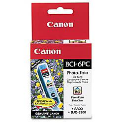 Canon BCI 6PC Cyan Photo Ink