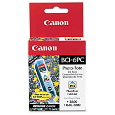 Canon BCI 6PC Cyan Photo Ink