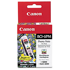 Canon BCI 6PM Magenta Photo Ink