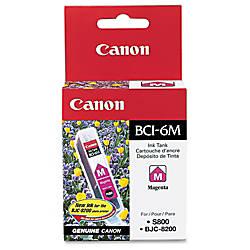 Canon BCI 6M Magenta Ink Tank