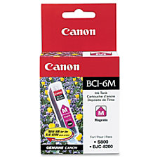 Canon BCI 6M Magenta Ink Tank