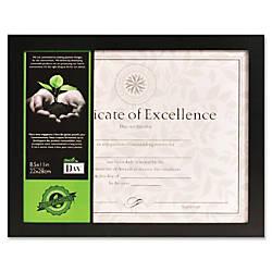 DAX Certificate Frame 11 x 850