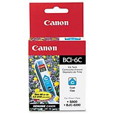 Canon BCI 6C Cyan Ink Tank