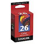 Lexmark 26 10N0026 Color Ink Cartridge