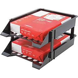 deflecto Supertray Brk resistant Countertop Tray