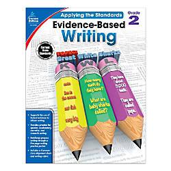 Carson Dellosa Evidence Based Writing Workbook