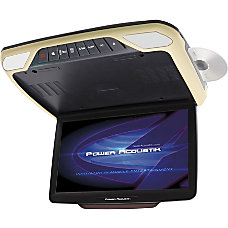 Power Acoustik PMD 143H Car DVD