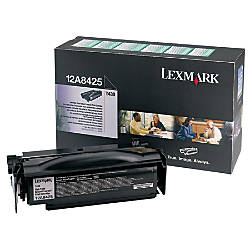 Lexmark 12A8425 Return Program High Yield