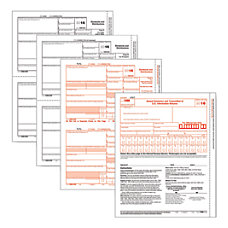 ComplyRight 1099 DIV InkjetLaser Tax Forms