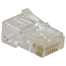 Tripp Lite RJ45 for Solid Standard