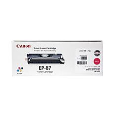 Canon EP 87M Magenta Toner Cartridge